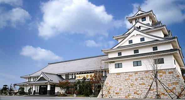 お菓子の壽城画像